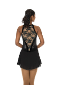 Jerrys 221 Lace Drop Figure Skating Dress