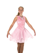 Jerry's 271 Diamond Pearls Dance Skating Dress