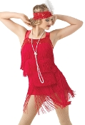 Roaring 20's Dance Dress