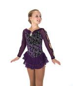 Jerry's 180 Swirls & Swags Ice Skating Dress