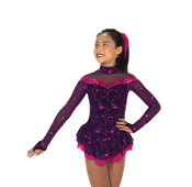 Jerry's 182 Sequin Supreme Ice Skating Dress