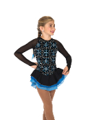 Jerry's 191 Filigree Freeze Ice Skating Dress