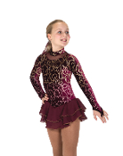 Jerry's 194 Wine and Vine Ice Skating Dress