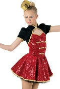 Showman Dance & Skating Dress