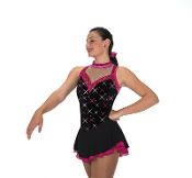 Jerry's 211 Westborough Figure Skating Dress