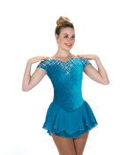 Jerry's 251 Crown Gown Figure Skating Dress