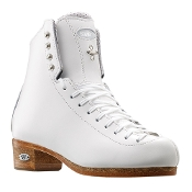 Riedell 875 Silver Star Womens Figure Skating Boots