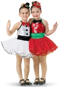 Jingle Bell Rock Holiday Costume