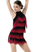 Feeling Alive Dance Dress