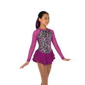 Jerry's 10 Swirl On Figure Skating Dress