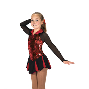Jerry's 72 Razzamatazz Figure Skating Dress