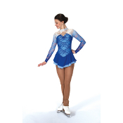 Jerry's 80 Lakeland Lace Figure Skating Dress