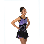 Jerry's 94 Iris Inspiration Figure Skating Dress