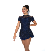 Jerry's 102 Indigo Isle Figure Skating Dress