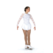 Jerry's 106 Fifth Avenue Figure Skating Dress