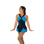 Jerry's 113 Alaskan Nights Figure Skating Dress