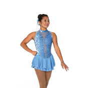 Jerry's 119 Glass Chateau Figure Skating Dress