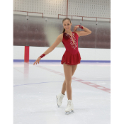 Jerry's 124 Rubina Figure Skating Dress