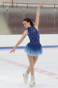 Jerry's 125 Mist & Mirrors Figure Skating Dress