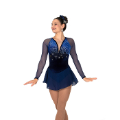 Jerry's 129 Marina Figure Skating Dress