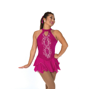 Jerry's 132 Swizzle Stone Figure Skating Dress