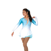 Jerry's 135 Ice Wind Figure Skating Dress