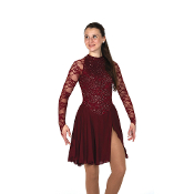 Jerry's 159 Dubonnet Dance Skating Dress