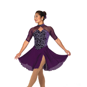 Jerry's 160 Viennese Dance Skating Dress