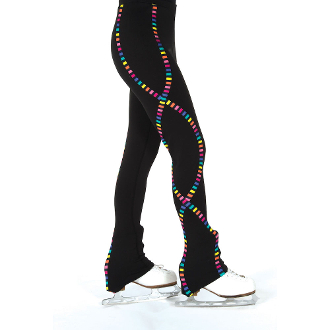 Jerrys S130 Skittles Multi Ribbon Skating Pants