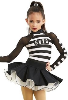 The Big Dollhouse Dance Costume