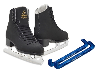 Jackson JS1592 Mystique Mens Figure Skates w/ Free Guards