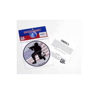Hockey Skater Magnet - Clearance!
