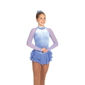 Jerry's 05 Ice Crackle Figure Skating Dress