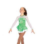 Jerry's 422 Frosty Air Figure Skating Dress