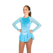 Jerry's 425 Scintillating Figure Skating Dress