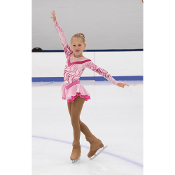 Jerry's 429 Pinkability Figure Skating Dress