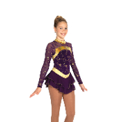 Jerry's 434 Ore D'Or Figure Skating Dress