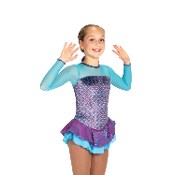Jerry's 435 Moroccantile Figure Skating Dress