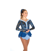 Jerry's 438 By Royal Appointment Figure Skating Dress