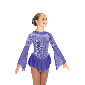 Jerry's 465 Flare On A Dare Figure Skating Dress
