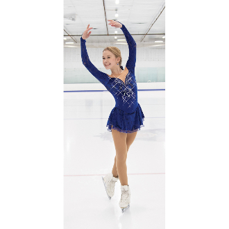 Jerry's 539 Captivating Figure Skating Dress