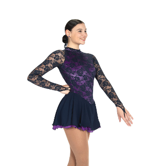 Jerry's 541 Win The Lace Figure Skating Dress