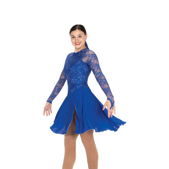 Jerry's 554 Grace By Lace Dance Skating Dress