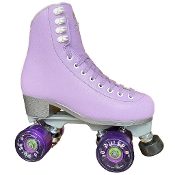Jackson Finesse Outdoor Womens Roller Skates - Lilac
