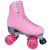 Jackson Finesse Outdoor Womens Roller Skates - Pink