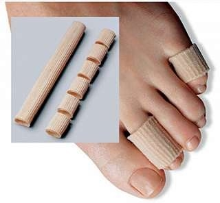 Unlimited Motion Gel Tubing for Toes & Fingers